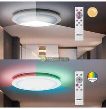 LEONIE 32W RGB, CCT, távirányítós, dimmelhető, multifunkciós mennyezeti okos lámpa 5évG