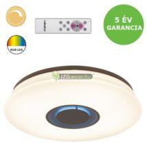 MURRY 24W RGB, CCT, távirányítós, dimmelhető, bluetoothos mennyezeti okos lámpa 5évG