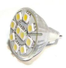 FLAMMA MR11/12V 1,5W=15W 125 lumen LED szpot, hidegfehér