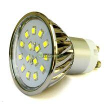 FLAMMA 3W=35W GU10 290 lumen hidegf. LED szpot 3évGar