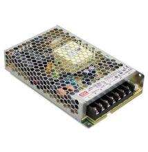 LRS-150-24 MEAN WELL stabilizált LED tápegység, 150W, 230V/DC24V
