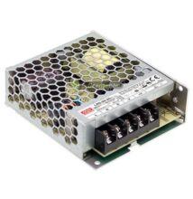 LRS-50-12 MEAN WELL stabilizált LED tápegység, 50W, 230V/DC12V