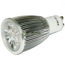 SOLIS+ 5W=50W GU10 450 lumen hidegf. LED szpot 3évGar