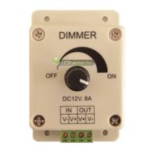 LUNA-1 DC12V LED dimmer, 96 W