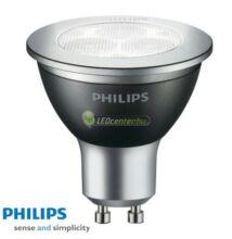 PHILIPS Master GU10 LED 3W=35W szpot, melegfehér