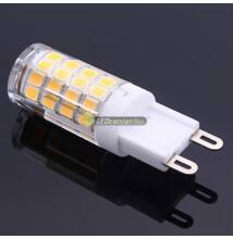 LEVO-1 2,3W=20W G9 220 lumen, melegfehér LED égő, 3évGar.