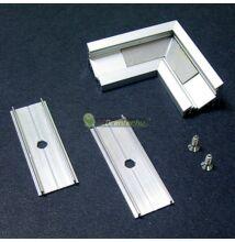 CORNER LED aluprofilhoz sarokszett