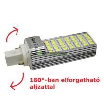 ABYDOS-3 7W=75W G24 630 lumen hidegfehér LED égő 3évGar