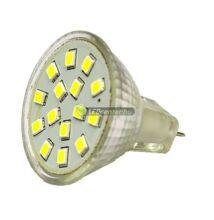 FLAMMA+ MR11/12V 3W=25W 240 lumen LED szpot, természetes fehér