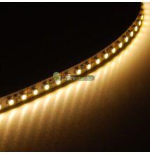 AURORA+ 120 SMD3528 DC24V 9,6W/m beltéri LED szalag, melegfehér 2évG