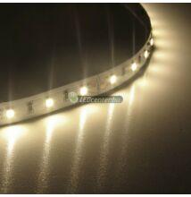 CLARO 60 SMD2835 12 W/m beltéri LED szalag, természetes fehér 2évG