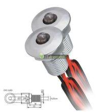 OYO-2 becsavarható dekorációs DIP LED, hidegfehér