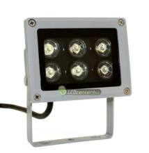 EDISON© LED reflektor, 7W/230V/30°, hidegfehér, 3évGar