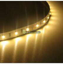 CLARO 60 SMD2835 12 W/m beltéri LED szalag, melegfehér 2évG