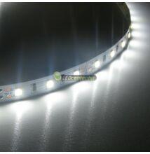 CLARO 60 SMD2835 12 W/m beltéri LED szalag, hidegfehér 2évG