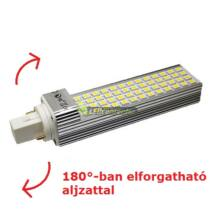 ABYDOS-4 8,5W=100W G24 750 lumen melegfehér LED égő 3évGar
