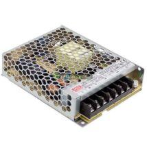 LRS-100-12 MEAN WELL stabilizált LED tápegység, 100W, 230V/DC12V