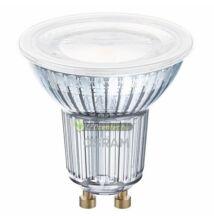 OSRAM 4,3W=50W GU10/230V LED 120° melegfehér szpot 2évG
