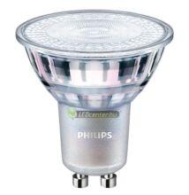 PHILIPS Master GU10 LED 3,7W=35W 60° szpot, fényerőszab. melegf.