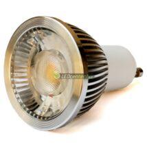 FESTINO 5W=50W GU10 420 lumen melegf. LED szpot 3évGar