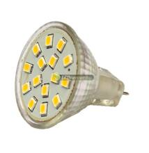 FLAMMA+ MR11/12V 3W=25W 240 lumen LED szpot, melegfehér