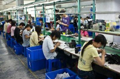 gyártóüzem Kínában - nem leányálom