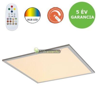 GERALD 36W CCT+RGB dimmelhető fehér LED panel távirányítóval 5évGar