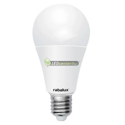 Rábalux alkony-, mozgáskapcsolós 10W=60W 806 lumen LED E27 izzó melegfehér 3évG