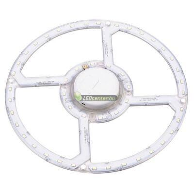 Rábalux 24W 2400 lumen AC230V mágneses beépíthető LED modul, természetes fehér 3évG