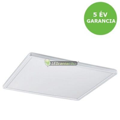 PAVEL LED 22W négyzet fehér mennyezeti lámpa backlight effekttel, természetes fehér 5évGar