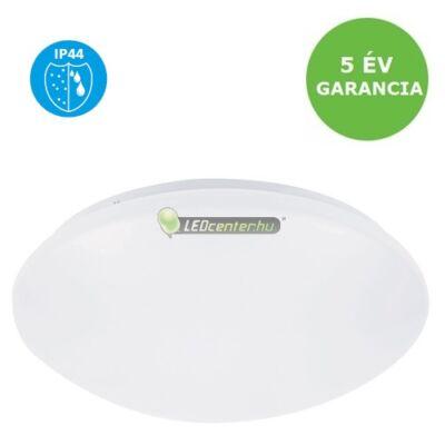 LUCAS LED 18W IP44 fürdőszobai mennyezeti lámpa, természetes fehér 5évG