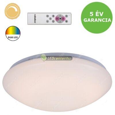 IGOR 16W RGB, CCT, távirányítós, dimmelhető mennyezeti LED lámpa 5évG