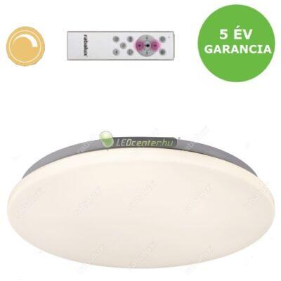 EMMETT 16W változtatható színhőmérsékletű távirányítós LED mennyezeti lámpa 5évG
