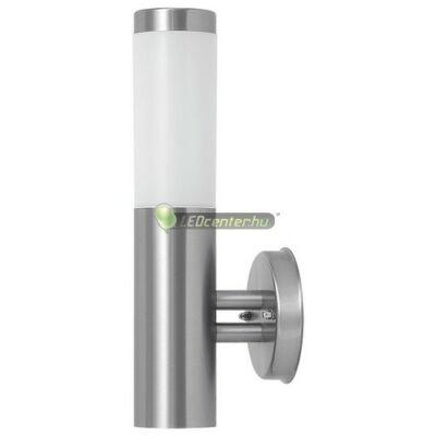 INOX kültéri fali lámpa 1xE27, IP44