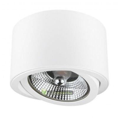 CHLOE AR111/ES111 GU10 billenthető lámpatest, fehér