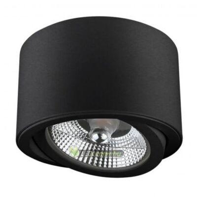 CHLOE AR111/ES111 GU10 billenthető lámpatest, fekete