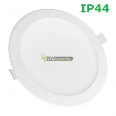 DURE 2 IP44 25W 2200 lumen fehér LED mennyezeti lámpa, mélysugárzó melegfehér 2évG