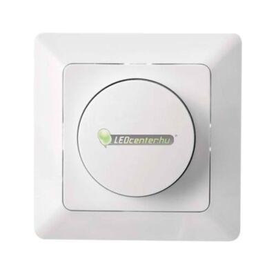 EMOS 230V LED fali dimmer, fényerőszabályzó 3-60W, 230V-os LED fényforrásokhoz