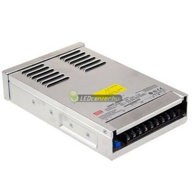 ERPF-400-24 MEAN WELL stabilizált LED tápegység, 400W, 230V/DC24V