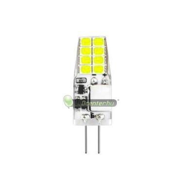 INIS 1,8W=20W G4/12V LED, kapszula, természetes fehér
