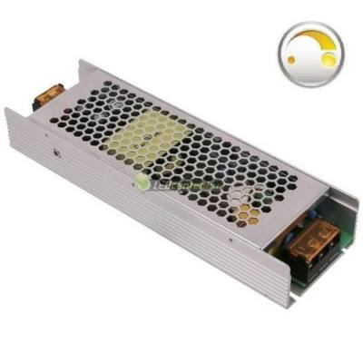 LED Triac stabilizált beltéri LED tápegység, 100W, 230V/DC12V, dimmelhető