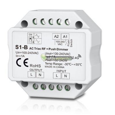 LUNA-8V AC230V LED dimmer vezérlőegység, maximum 240W