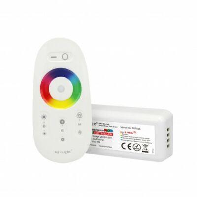MiLight RGBW RF vezérlőegység érintős, színes, 120 W, FUT027