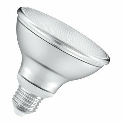 OSRAM PAR30 10W E27 633 lumen LED reflektorizzó, 36° dimmelhető melegfehér 3évG