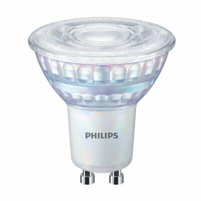 PHILIPS Master GU10 LED 6,2W=80W 575 lumen szpot, fényerőszabályozható természetes fehér 3évG