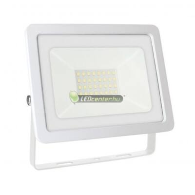 NOCTIS LUX 2 IP65 fehér LED reflektor, fényvető, 30W/230V, melegfehér, 2évG