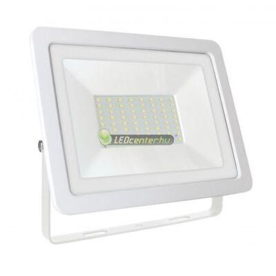 NOCTIS LUX 2 IP65 fehér LED reflektor, fényvető, 50W/230V, melegfehér, 2évG