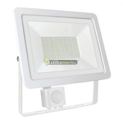 NOCTIS LUX 2 IP44 fehér mozgásérzékelős LED reflektor 50W/230V melegfehér 2évG