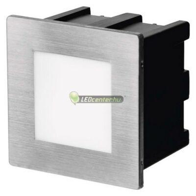 WAND-6 lépcső- és oldalfali lámpa, 1,5W, 230V, IP65, melegfehér