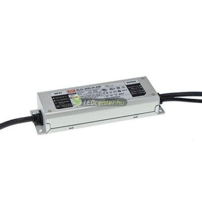 XLG-200-12-A MEAN WELL stabilizált LED tápegység, 200W, 230V/DC12V